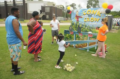 Fellowship of Christian Athletes hosts carnival