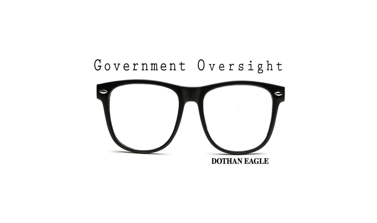 generic Government Oversight logo