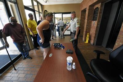 Extra security measure implemented at Houston County administration building