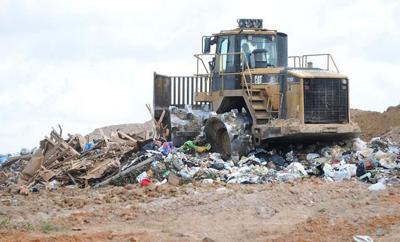 Dothan landfill