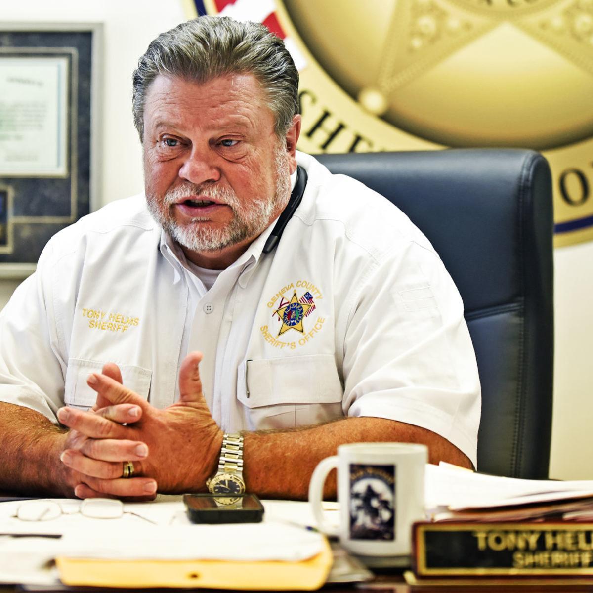 Geneva County sheriff featured in Alabama Sheriff Star