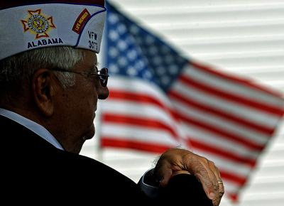 Veterans Day program at VFW Post 3073