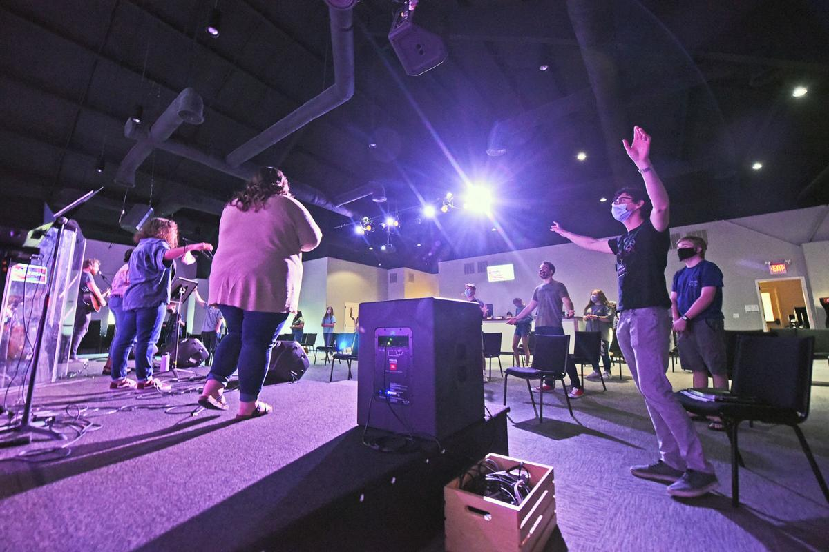 Churches reopening for worship