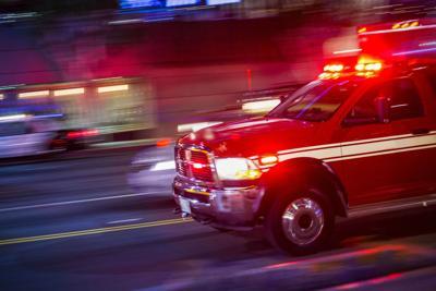 Ambulance emergency lights generic