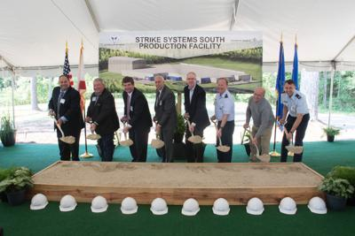 Lockheed Martin, Troy groundbreaking