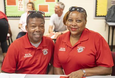 Joel and Selina Washington