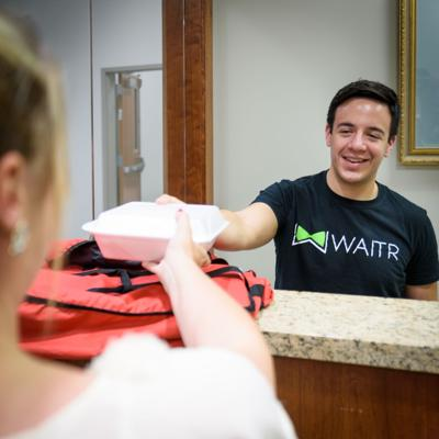 Waitr food delivery