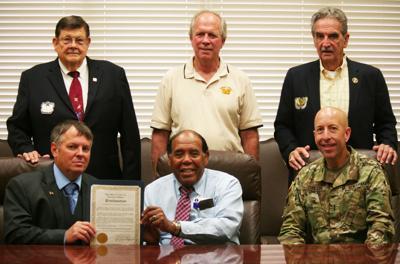Enterprise recognizes U S  Army Warrant Officer Corps