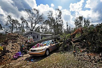 top 10 of 2018 hurricane michael tears apart panhandle parts of