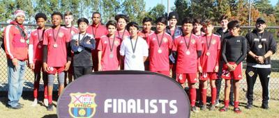 Enterprise Select Soccer Tournament Finalist