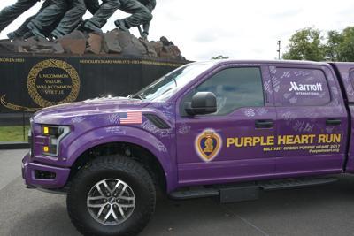 Ed Sherling Ford >> Purple Heart Truck Run Racing To Enterprise Enterprise