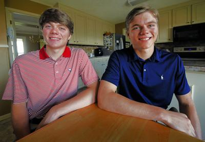 Twins score perfect 36 on ACT test