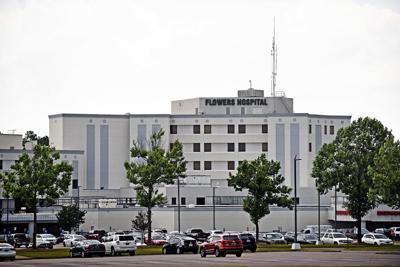 Flowers Hospital addresses concerns regarding staff not wearing surgical masks