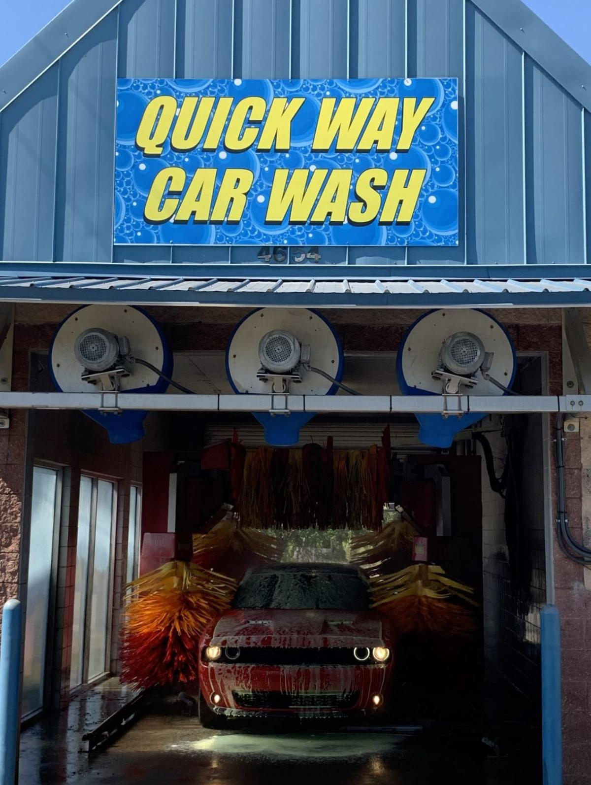 Quick Way Car Wash