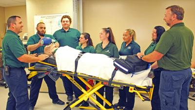 Paramedic program starting spring semester at ESCC
