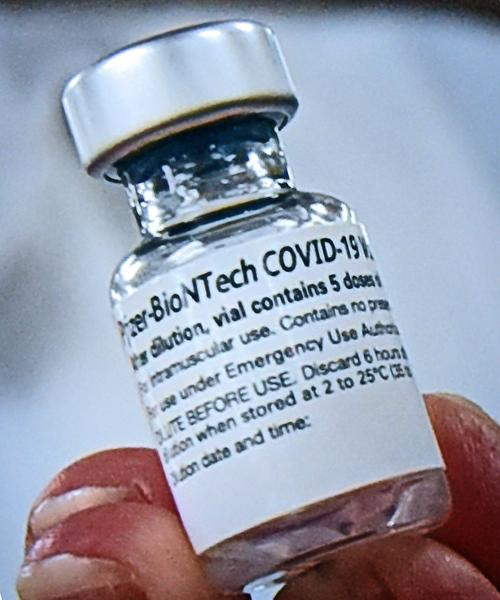 Unvaccinated account for 96% of COVID deaths