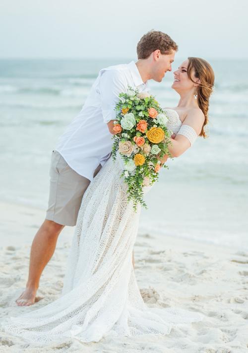 Pittman - Dunn Wedding Announcement