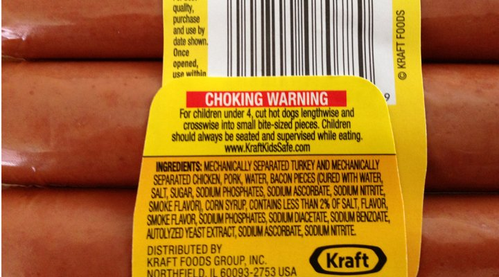 hot dog ingredients list