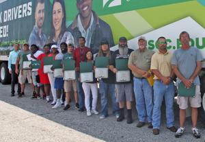 ESCC graduates 11 from CDL program