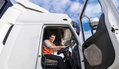 truck driver generic