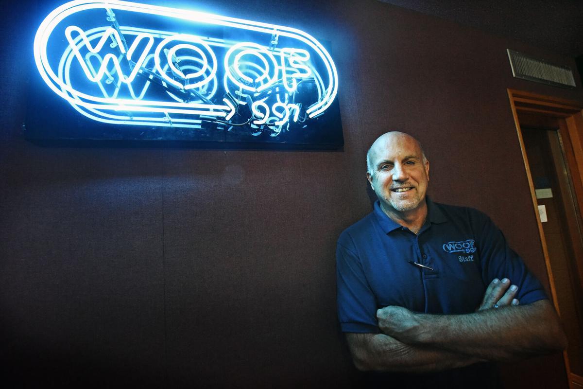 WOOF Radio DJ John Houston retiring