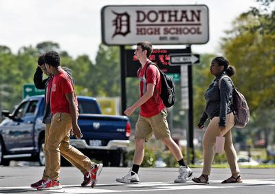 Dothan City Schools dress code
