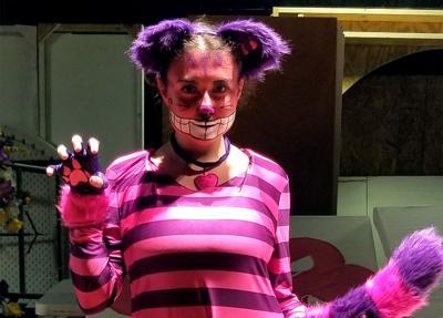 Alice in Wonderland Cheshire Cat
