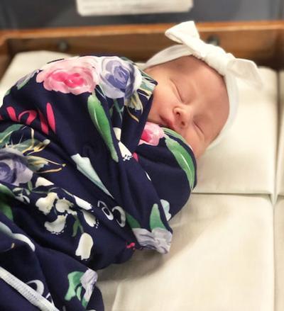 Harper Crider birth