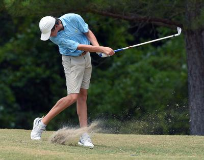 70th Annual Future Masters golf tournament Friday action