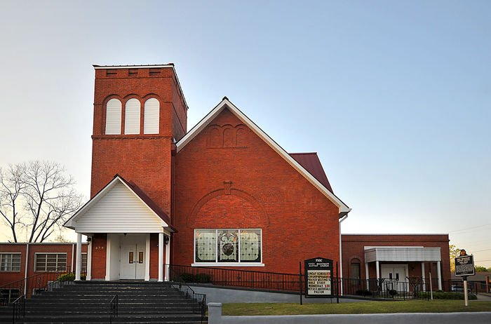 First Missionary Baptist
