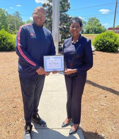 Bryson Pittman wins Ford Finders Employment Services scholarship