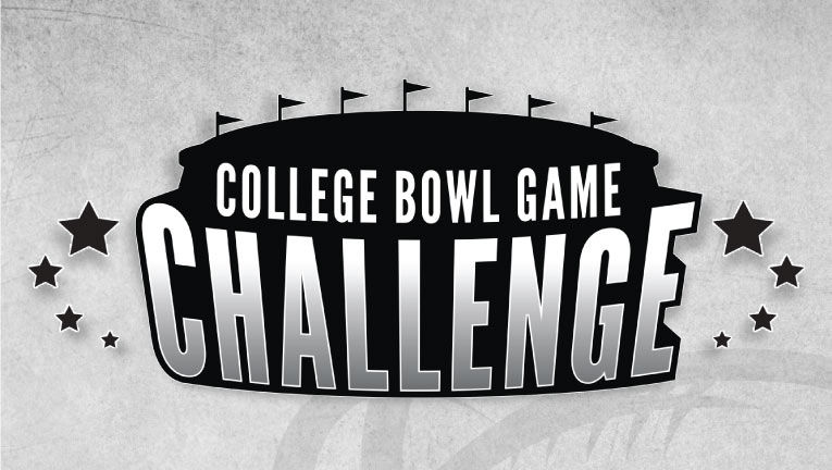Play the 2019 College Bowl Games Challenge!