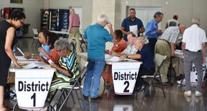 Residents vote on Sunday alcohol sales