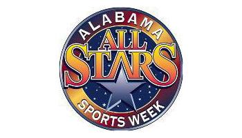 AHSAA All-Star Sports Week logo