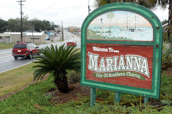 Welcome to Marianna, City of Southern Charm