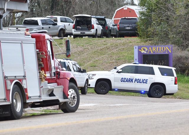 UPDATE: Ariton standoff continues; school closed for the day