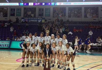 Lady Pirates win 7th straight state title
