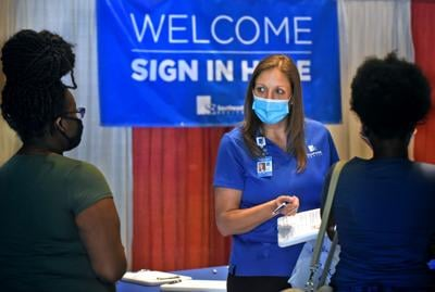 Southeast Health interviews people to fill 450 positions