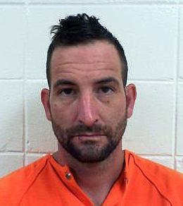 Chad Brogdon mugshot