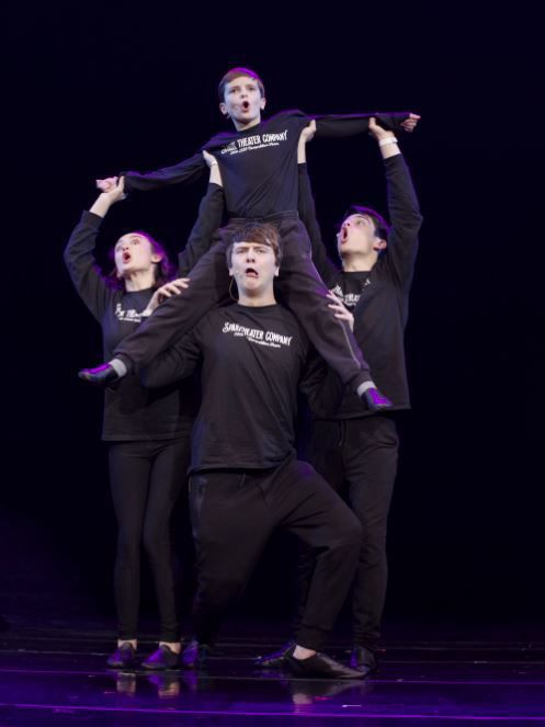 Spark Theater wins at Junior Theater Festival