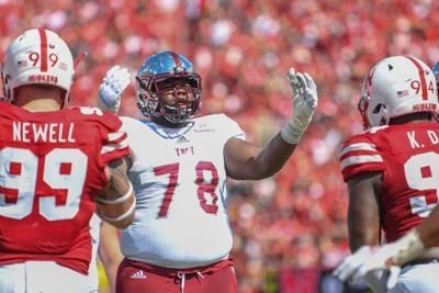 dd00fd8bc4d1 Kirk Kelley and his offensive line teammates have performed well this  season.