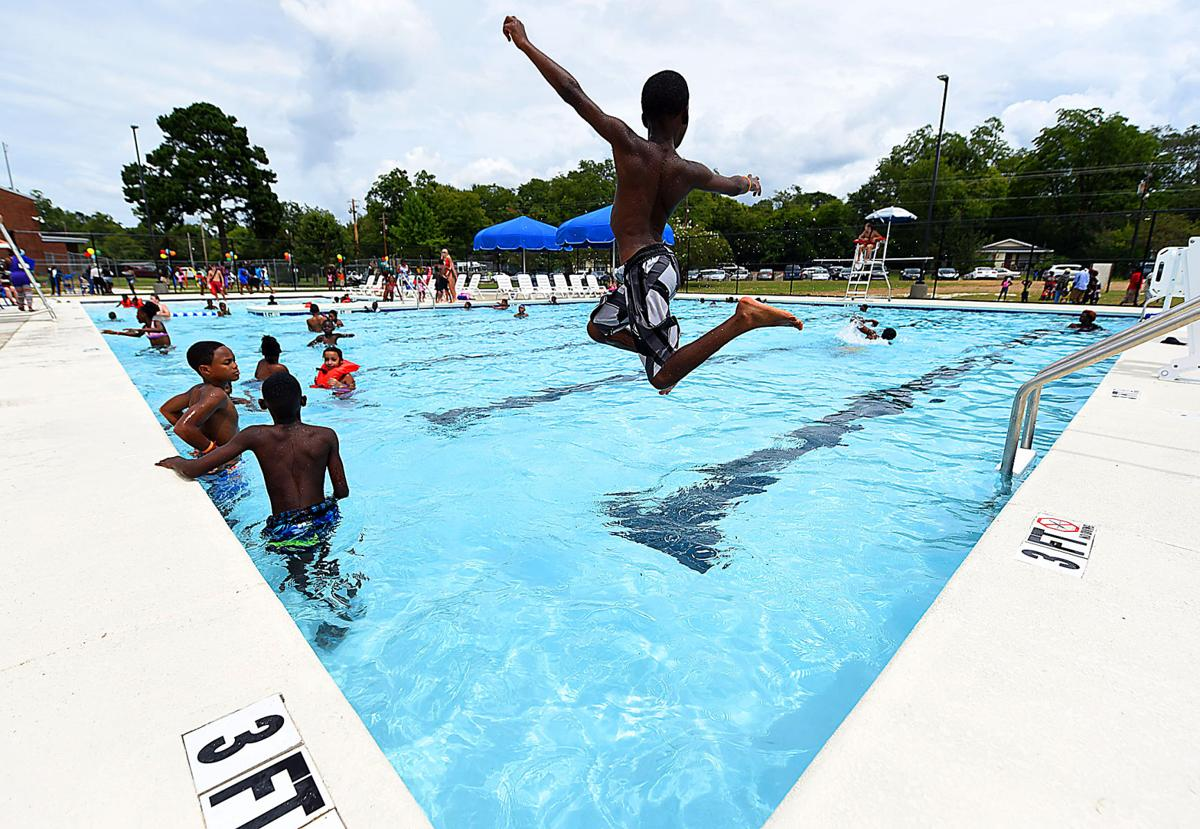 Wiregrass Foundation, Andrew Belle pool