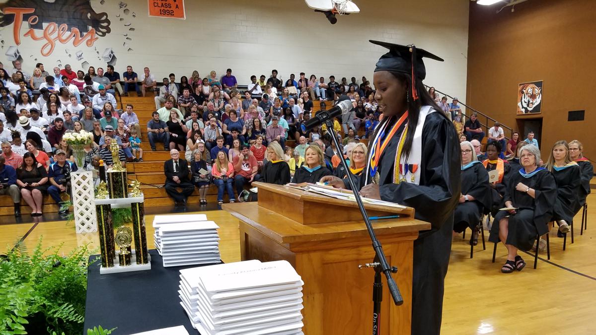 Class of 2019: Graceville High School