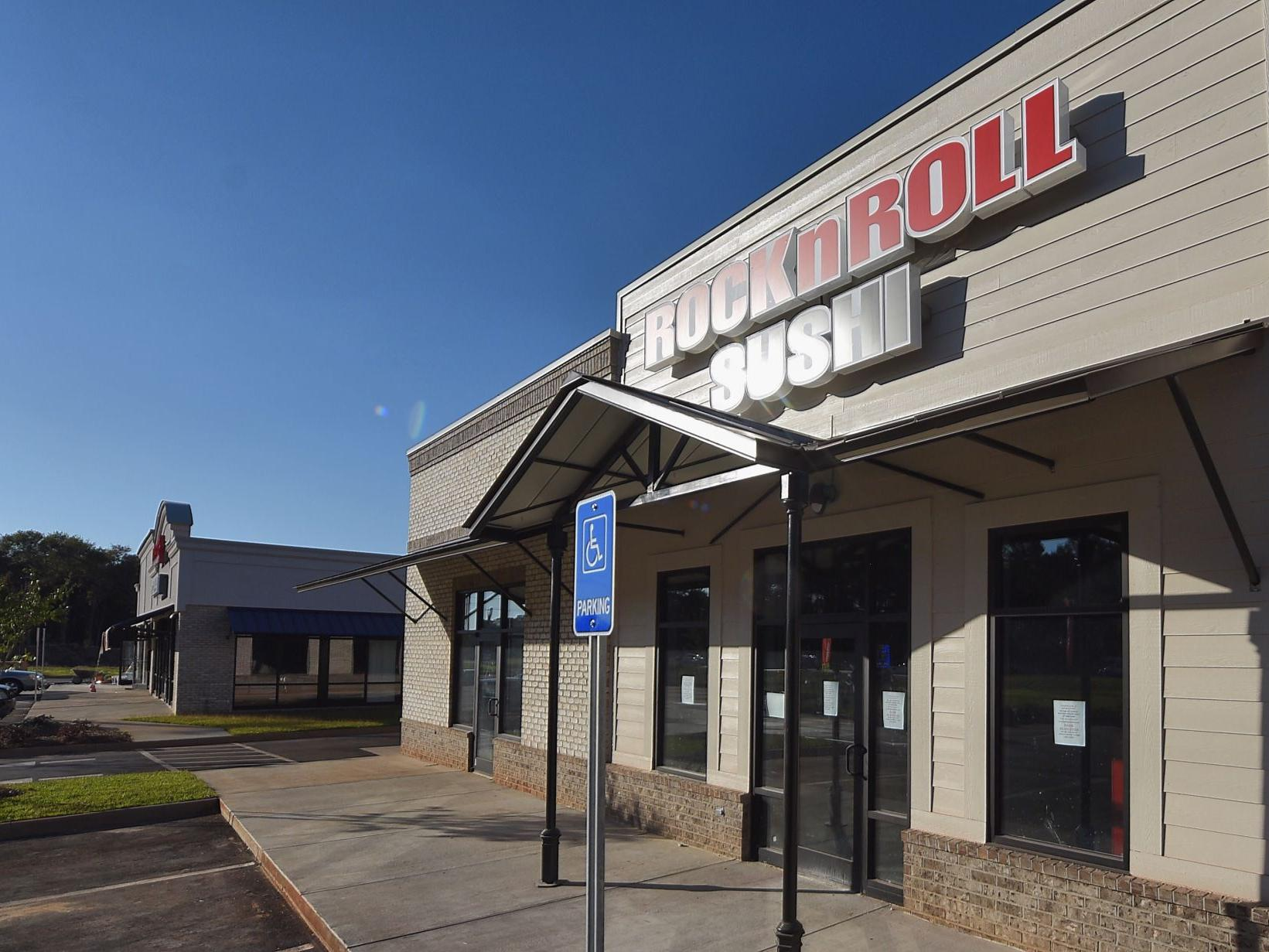 Rock N Roll Sushi Close To Opening In West Dothan Business Dothaneagle Com