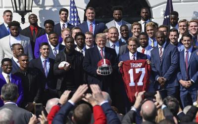 2017 Alabama Crimson Tide football team