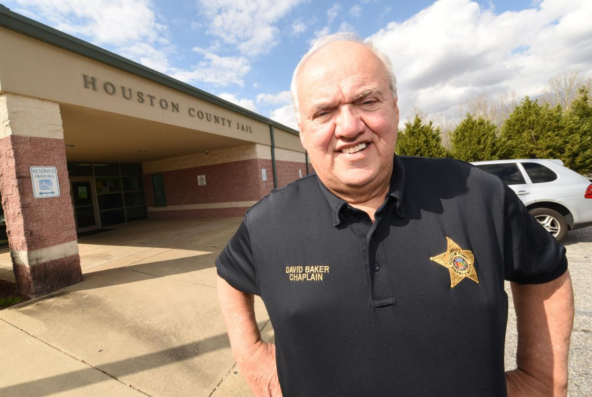 Chaplain at Houston County Jail helps encourage inmates | Local
