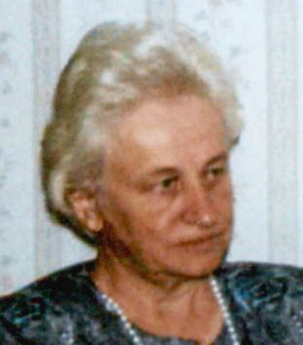 McKnight, Mrs. Lavinia Beasley