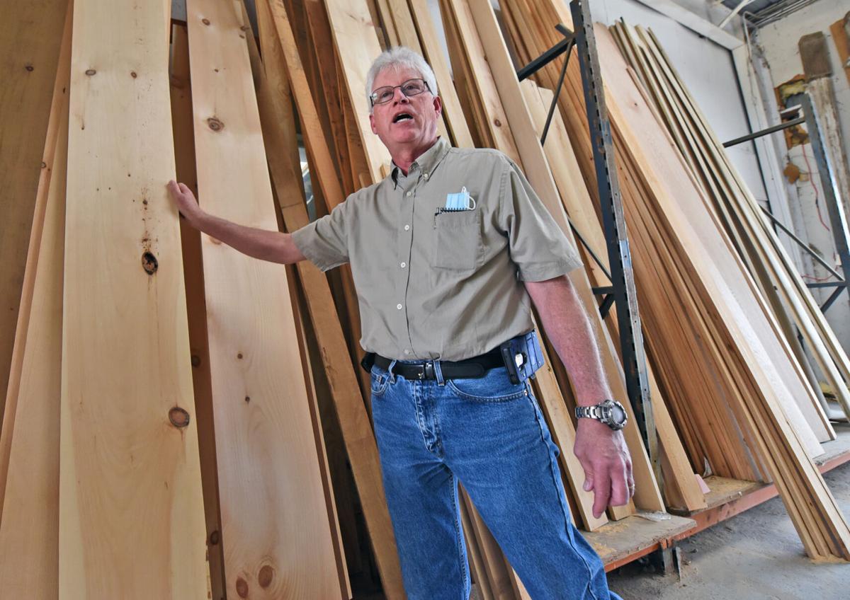 Cost of lumber rising