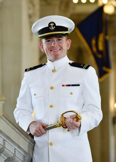 Dothan native graduates from U.S. Naval Academy