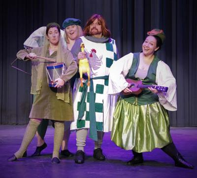 Monty Python's 'Spamalot' coming to Qunciy Music Theater